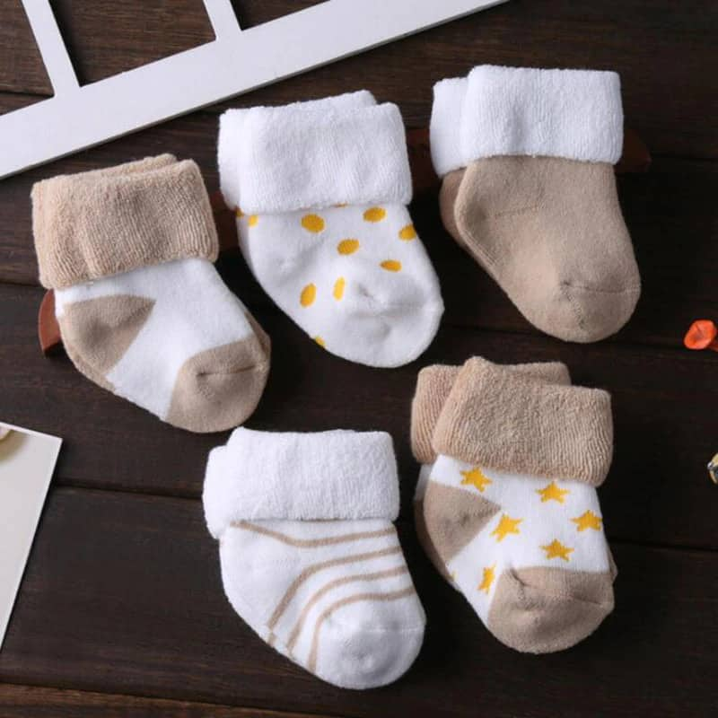 Are Socks Conventional For Newborns?
